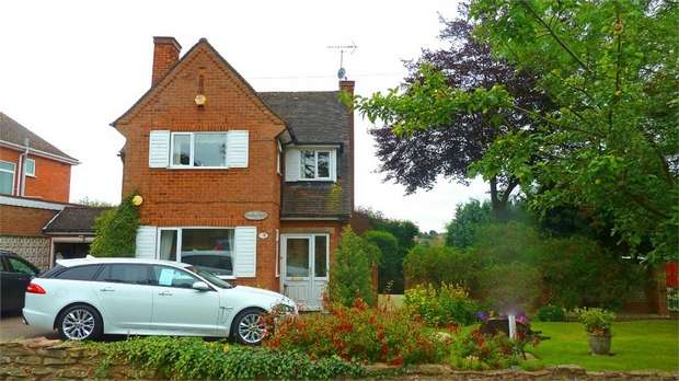 4 Bedrooms Detached House for sale in Feckenham Road, Headless Cross, Redditch, Worcestershire