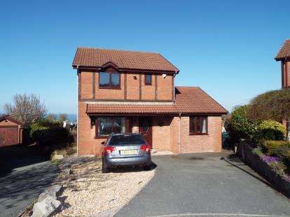 4 Bedrooms Detached House for sale in Parc Ffynnon, Llysfaen, Colwyn Bay, Conwy, LL29
