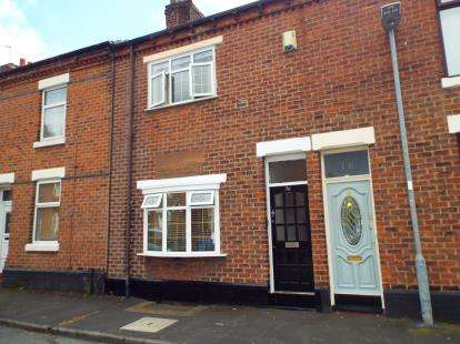 3 Bedrooms Terraced House for sale in York Street, Runcorn, Cheshire, WA7