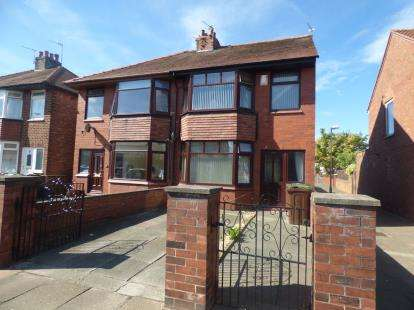 House for sale in Russell Road, Southport, Merseyside, PR9