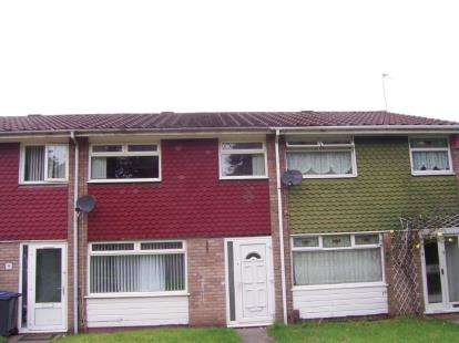 3 Bedrooms Terraced House for sale in Regal Croft, Bromford, Birmingham, West Midlands