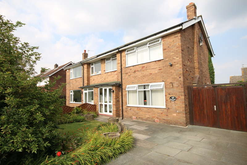 3 Bedrooms Semi Detached House for sale in Marshside Road, Southport