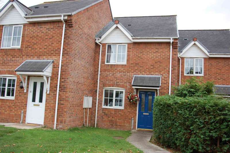 2 Bedrooms Terraced House for sale in Mulberry Close, Taunton