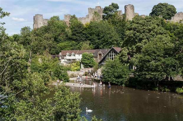 Commercial Property for sale in Mill on the Green, Linney, Ludlow, Shropshire
