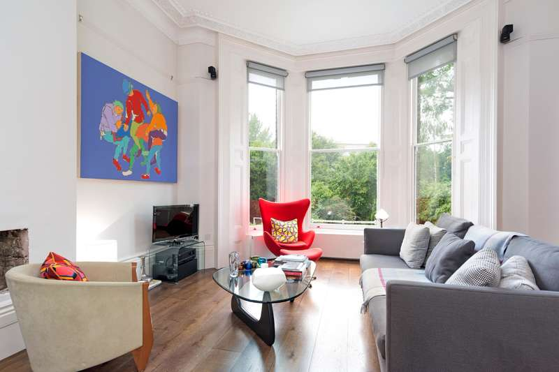 2 Bedrooms Flat for sale in Thurlow Road, Hampstead Village