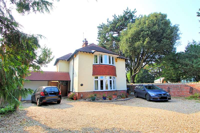 4 Bedrooms Detached House for sale in Offington Lane, Worthing, West Sussex, BN14