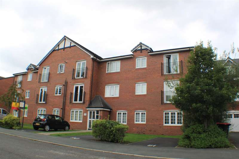 2 Bedrooms Flat for sale in Clifton Road, Eccles, Manchester