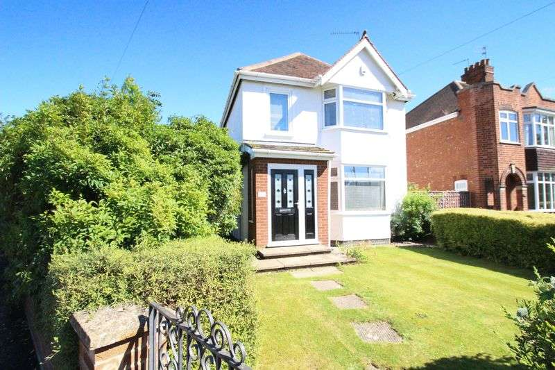 3 Bedrooms Detached House for sale in A stunning, refurbished detached house in Hillmorton