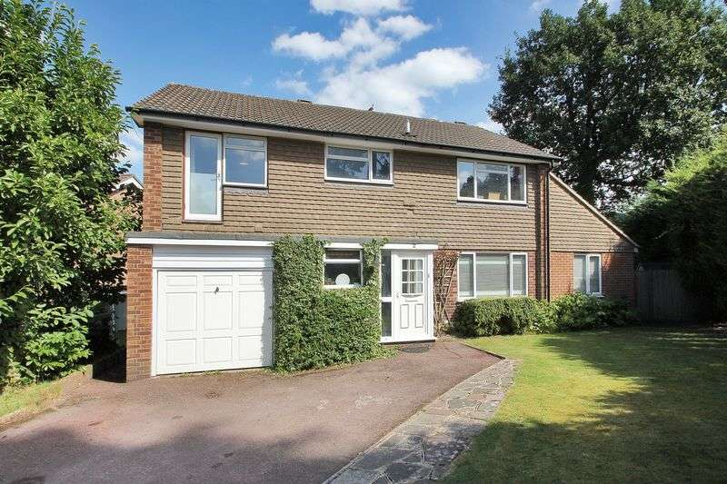 4 Bedrooms Detached House for sale in Springhead, Tunbridge Wells, Kent