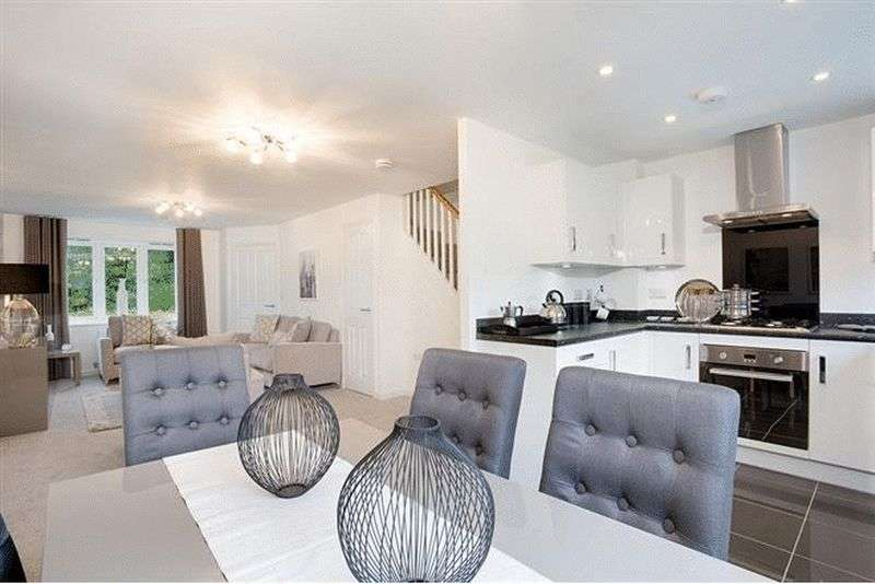 3 Bedrooms House for sale in A brand new phase at Centurion View, Gloucester GL3 4SH