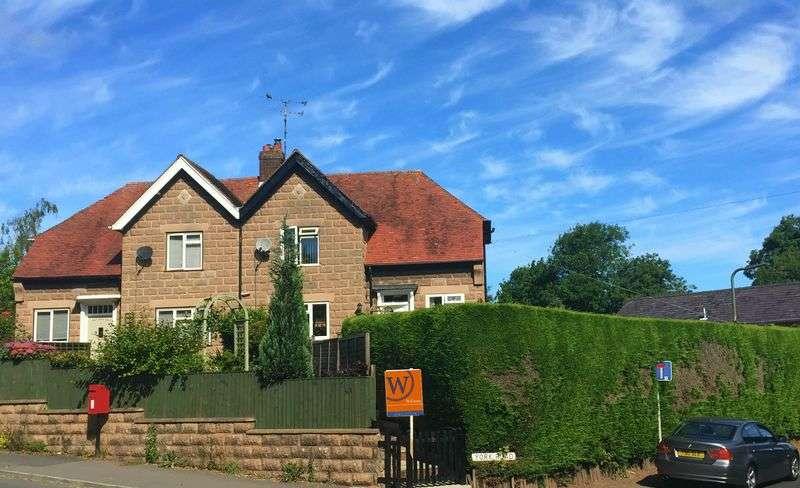 3 Bedrooms Semi Detached House for sale in York Road, Bromyard