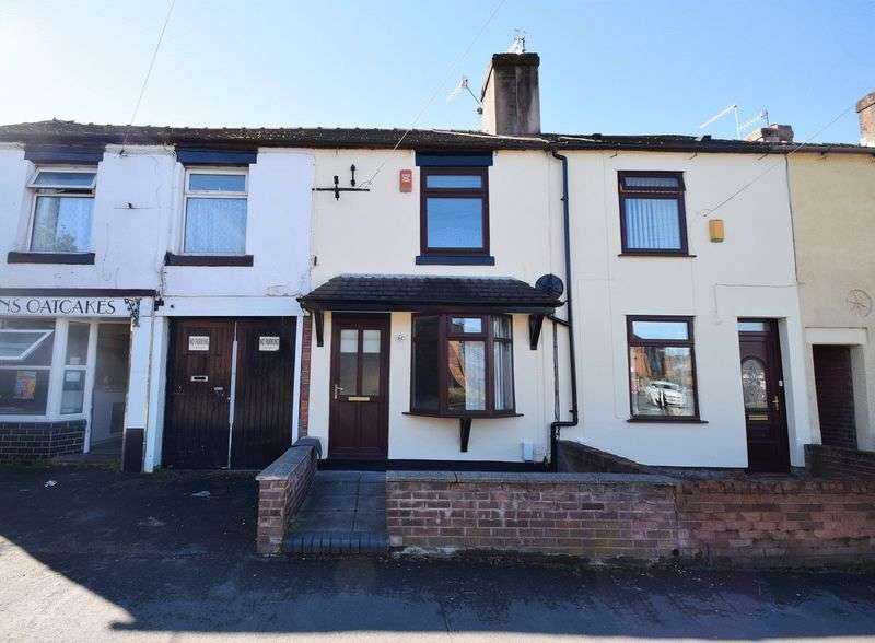 2 Bedrooms Terraced House for sale in Bagnall Road, Milton