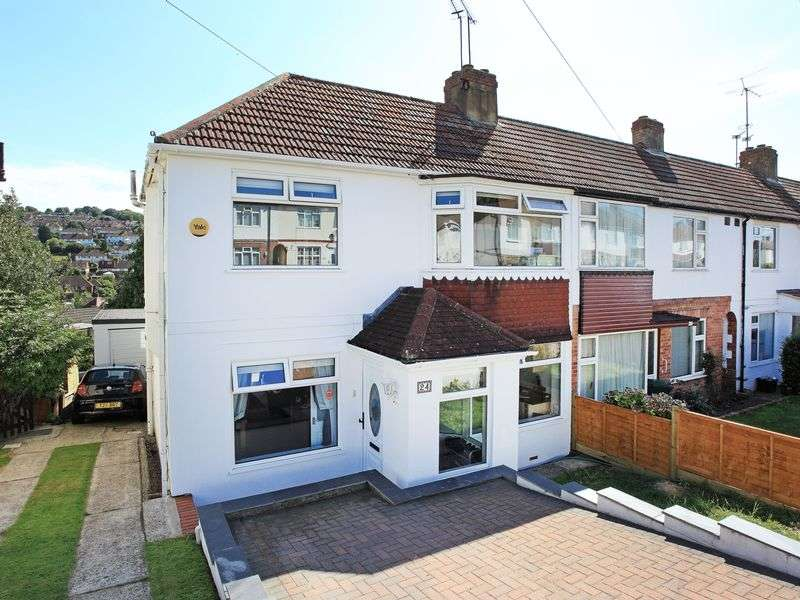 3 Bedrooms House for sale in Morecambe Road, Patcham, Brighton,