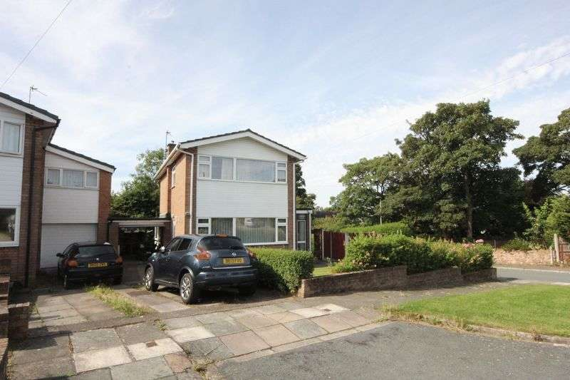 3 Bedrooms Detached House for sale in Dawn Close, Ness, Wirral