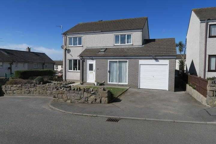 5 Bedrooms Detached House for sale in Cil Graig, Llanfairpwll