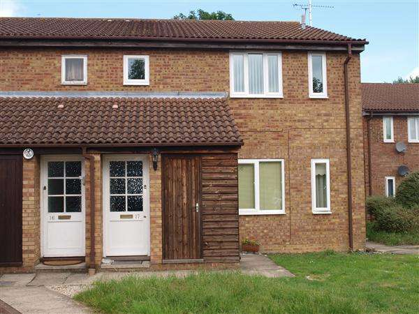 1 Bedroom Apartment Flat for sale in Carman Close, Swindon