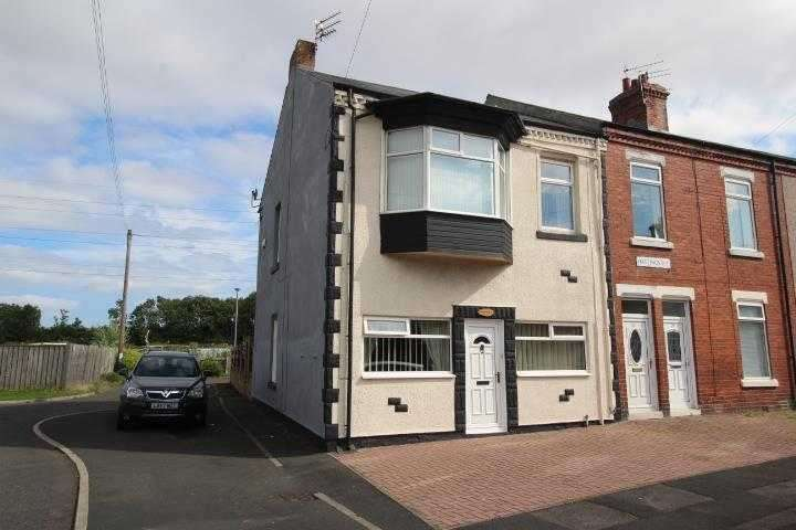 4 Bedrooms Terraced House for sale in West View, Hastings Terrace, Shankhouse