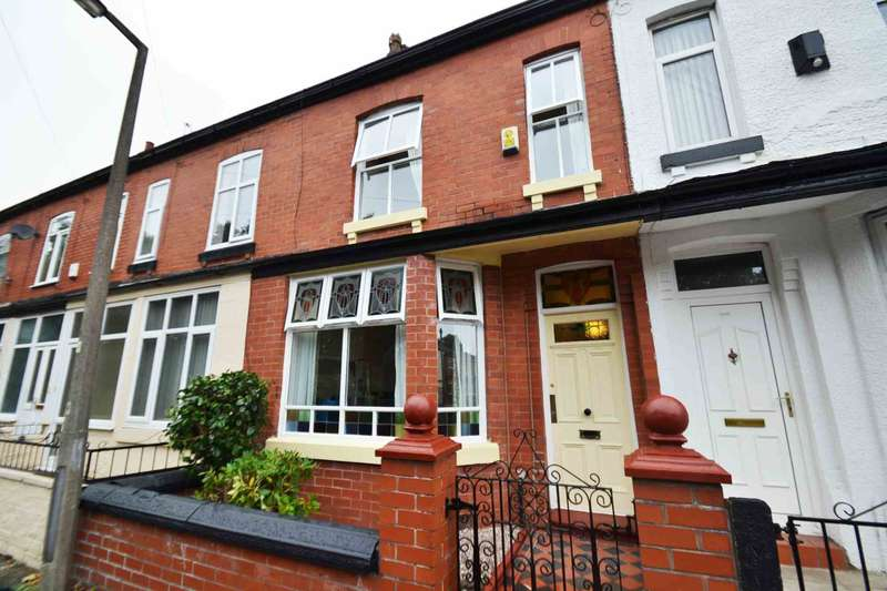 3 Bedrooms Terraced House for sale in Sutherland Street, Winton, Eccles