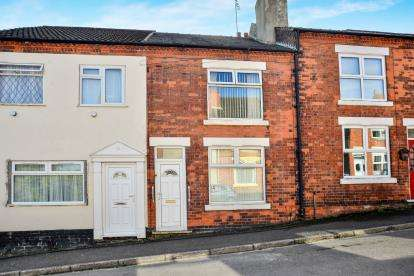 2 Bedrooms Terraced House for sale in Osbourne Street, Kirkby-In-Ashfield, Nottingham, Nottinghamshire