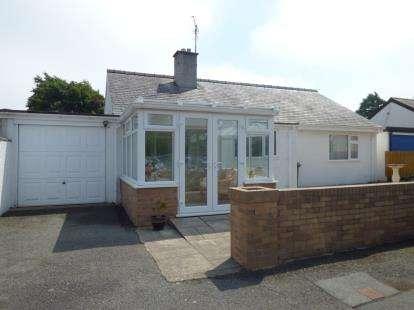 2 Bedrooms Bungalow for sale in Lon Ceredigion, Pwllheli, Gwynedd, LL53