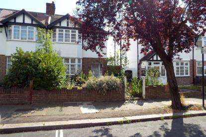 3 Bedrooms End Of Terrace House for sale in Shakespeare Avenue, Arnos Grove, London