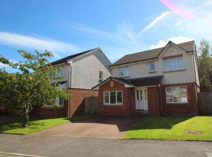4 Bedrooms Detached House for sale in Canonbie Avenue, East Kilbride