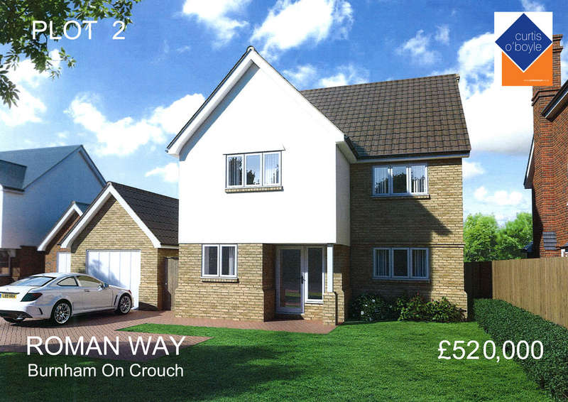 4 Bedrooms Detached House for sale in Roman Way, Burnham-on-Crouch