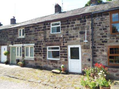 2 Bedrooms Terraced House for sale in Long Barn Row, Hoghton, Preston, Lancashire