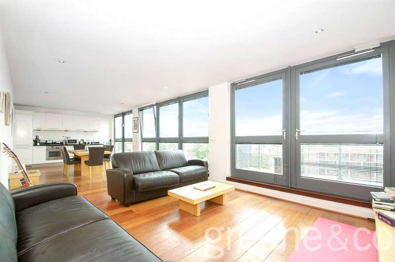 2 Bedrooms Flat for sale in Pentonville Road, London, N1