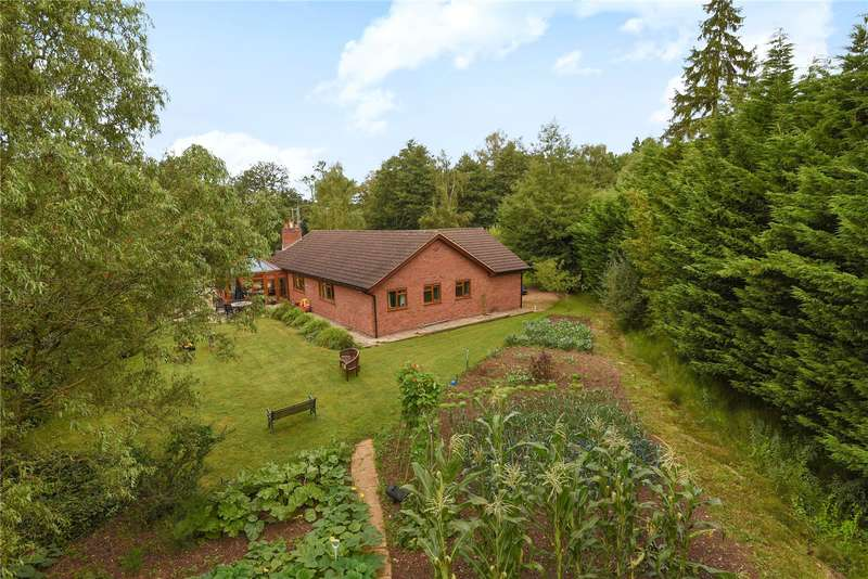 3 Bedrooms Detached Bungalow for sale in Park Lane, Finchampstead, Wokingham, Berkshire, RG40