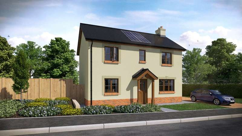 3 Bedrooms Semi Detached House for sale in Plot 31, The Dale, Ashford Park, Crundale