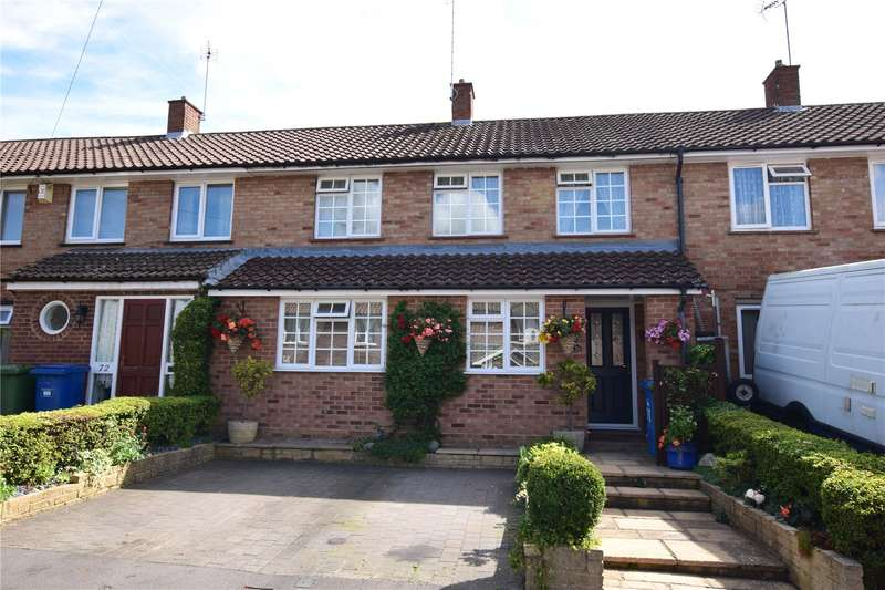 3 Bedrooms Terraced House for sale in Shelley Avenue, Bracknell, Berkshire, RG12