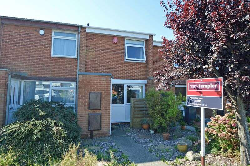 2 Bedrooms Terraced House for sale in Popular cul de sac location in Clevedon