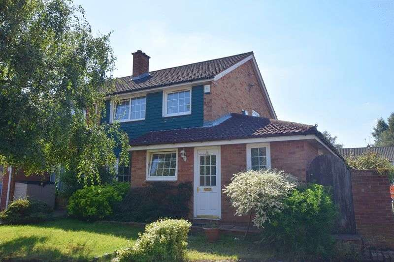 3 Bedrooms Semi Detached House for sale in Mersey Way, Bletchley, Milton Keynes