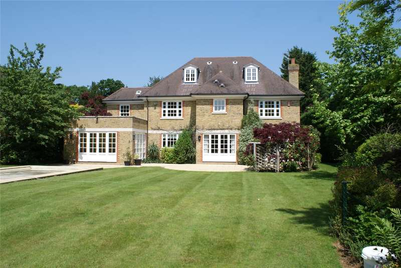 6 Bedrooms Detached House for sale in Onslow Road, Hersham, Walton-on-Thames, Surrey, KT12