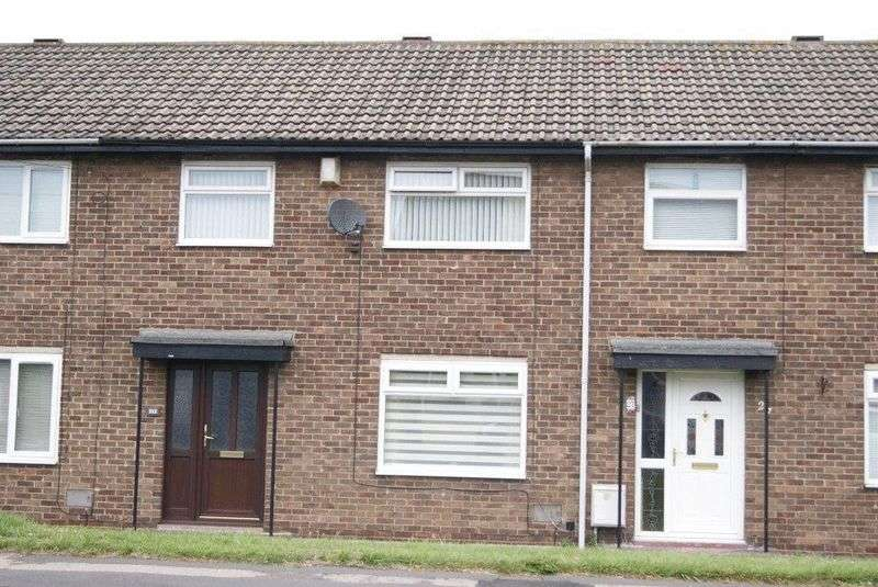 2 Bedrooms Terraced House for sale in Palmersville, Newcastle Upon Tyne