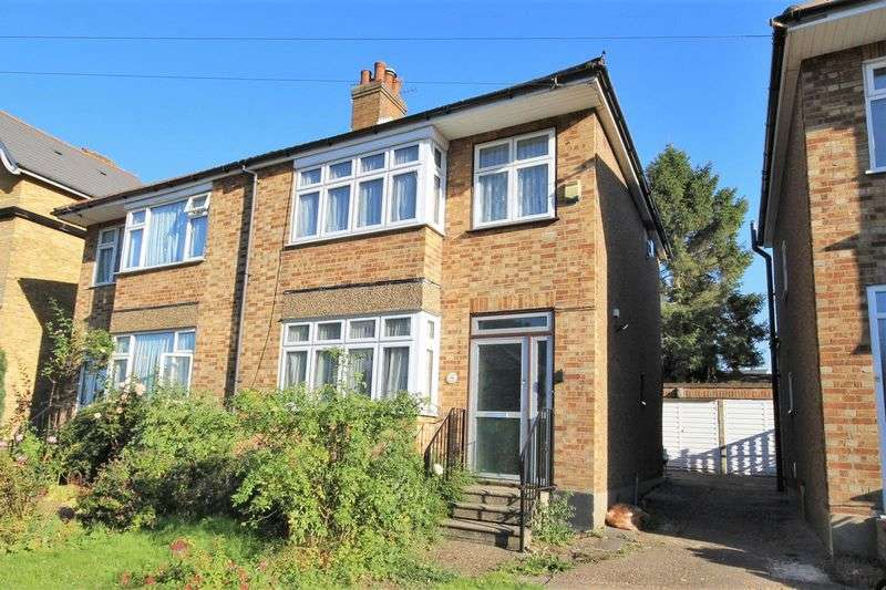 3 Bedrooms Semi Detached House for sale in Crescent Road, Brentwood