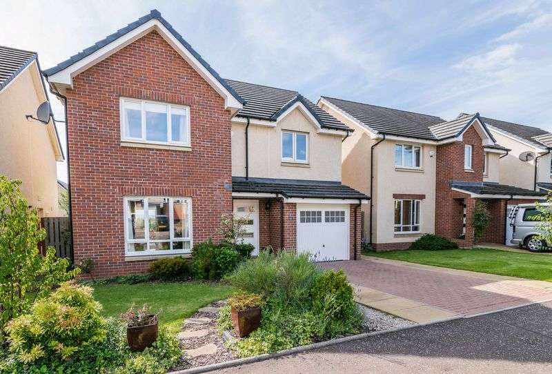 4 Bedrooms Detached House for sale in 10 Clerwood View, Clerwood, Edinburgh, EH12 8PH