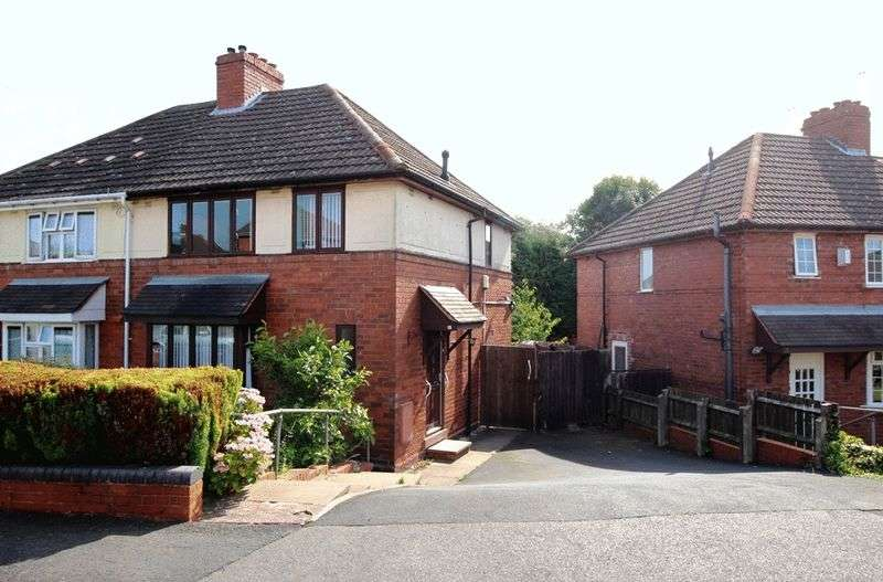 3 Bedrooms Semi Detached House for sale in Watson Road, Woodcross