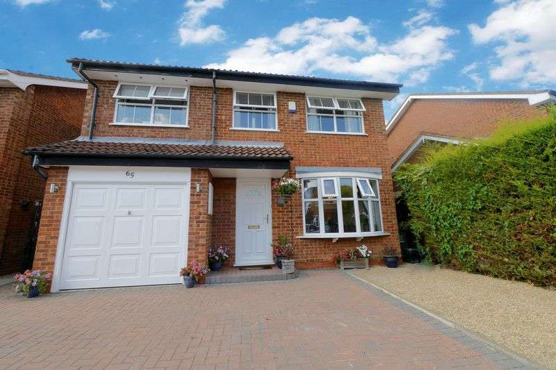 4 Bedrooms Detached House for sale in AYLESBURY