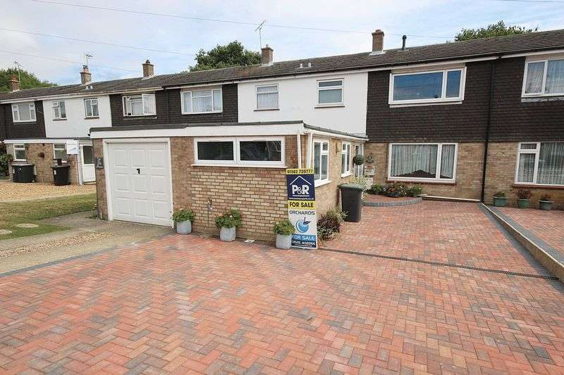 3 Bedrooms Semi Detached House for sale in The Grove, Silsoe