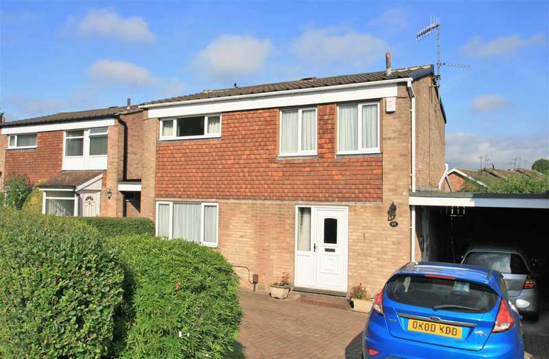 3 Bedrooms Detached House for sale in 23 Coppice Gate, near to schools and shops, Harrogate HG1 2DR