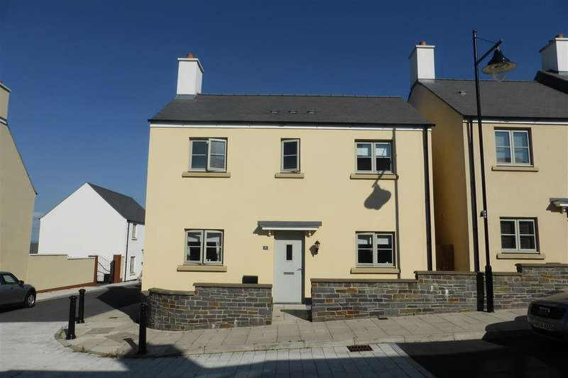 3 Bedrooms Detached House for sale in 31 Lon Y Grug, Coed Darcy, Llandarcy