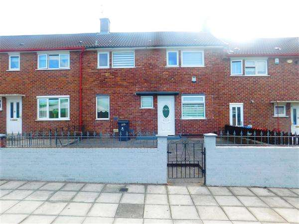 3 Bedrooms Terraced House for sale in Watts Close, Kirkby