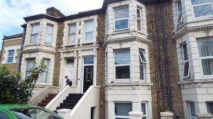 1 Bedroom Flat for sale in Clarendon Road, Margate, Kent