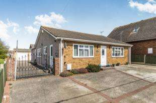 4 Bedrooms Bungalow for sale in Sexburga Drive, Minster On Sea, Sheerness, Kent