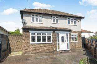 4 Bedrooms Detached House for sale in Bedonwell Road, Belvedere, Kent