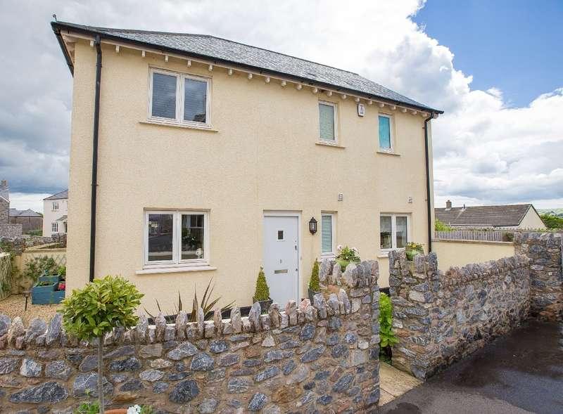 3 Bedrooms House for sale in 8 Andrews Park, Stoke Gabriel, Totnes