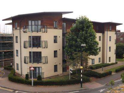 2 Bedrooms Flat for sale in Queensway Place, Yeovil, Somerset