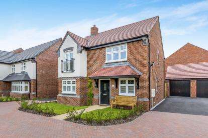 House for sale in Blackthorn Close, Edleston, Nantwich, Cheshire